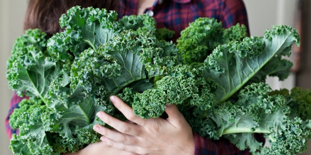 HANDFUL OF KALE