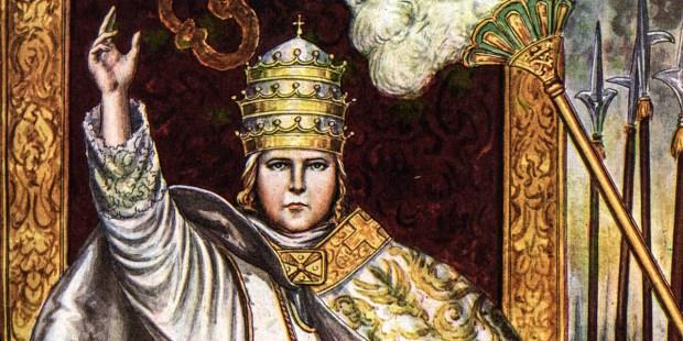 POPE BENEDICT IV