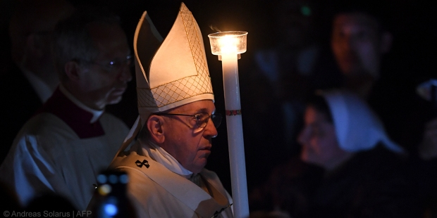 POPE FRANCIS,EASTER