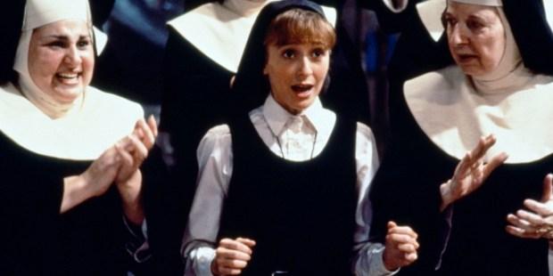 SISTER ACT,MUSIC