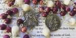 ST. JOSEPH,ROSARY,MEDAL