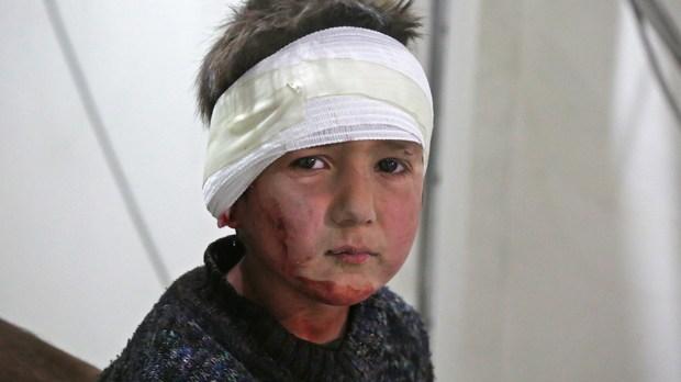 SYRIA - CONFLICT