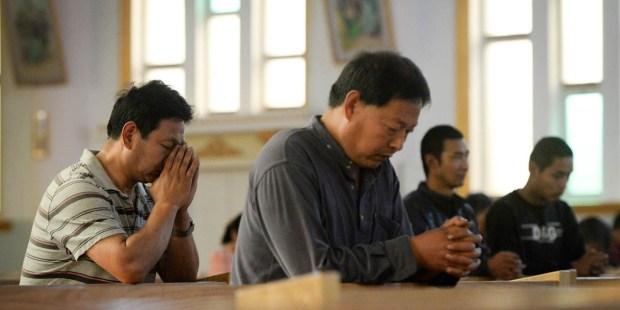 CHINESE CATHOLIC CHURCH