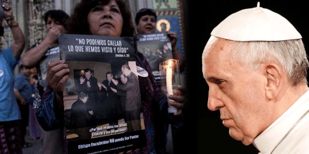 Papa Francisco caso Barros