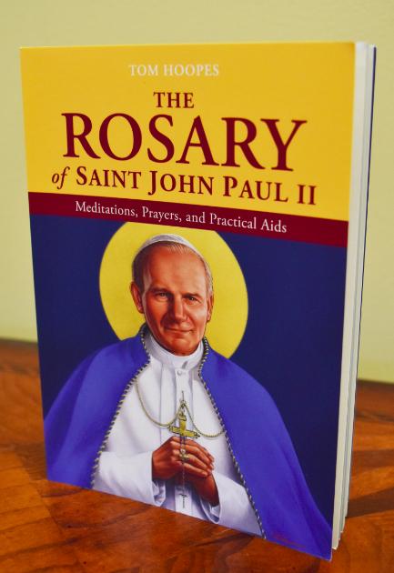 THE ROSARY OF ST JOHN PAUL II