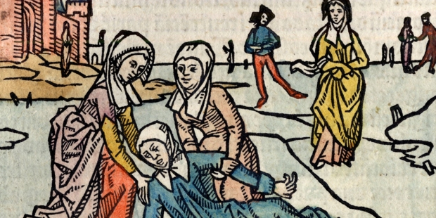 LYDWINA OF SCHIEDAM;