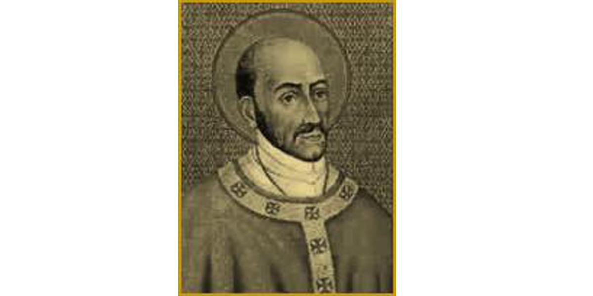 ST TURIBIUS OF MOGROVEIO