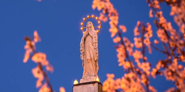 OUR LADY OF DIVINE LOVE