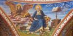FRESCO OF ST. MARK