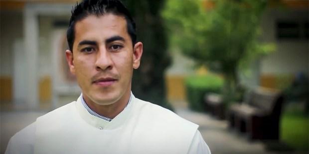 FATHER JUAN MIGUEL CONTRERAS GARCÍA