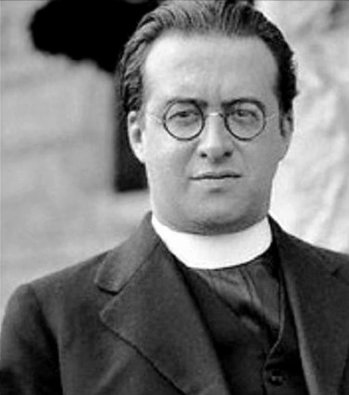 FR GEORGES LEMAITRE