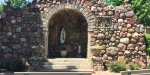 GROTTO, VIRGIN MARY,