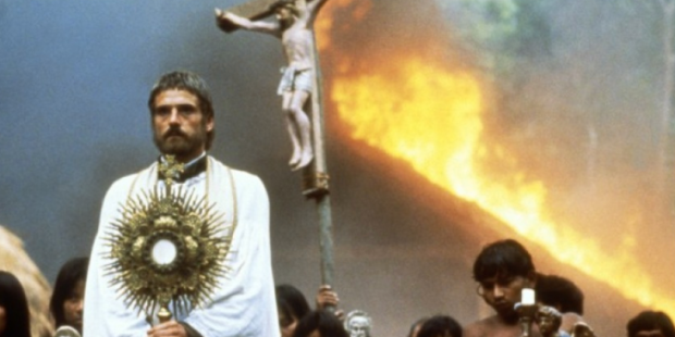 Jeremy Irons, The Mission