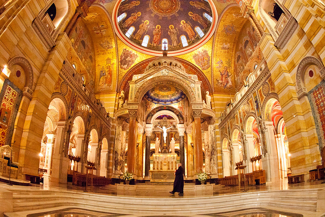 CATHEDRAL,BASILICA,ST LOUIS