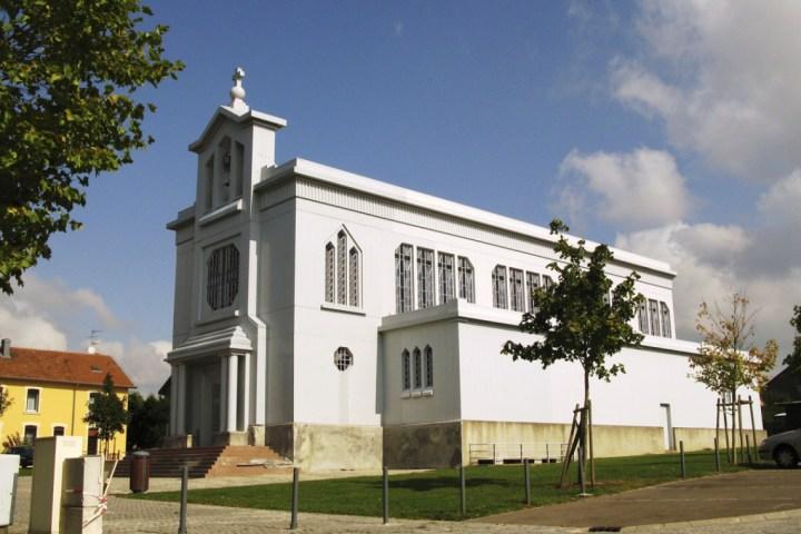 CHURCH OF CRUSNES