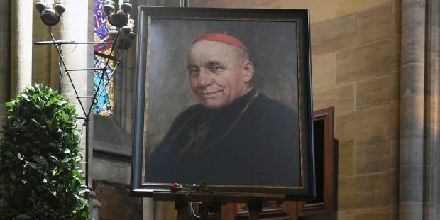 CZECH,CARDINAL JOSEF BERAN