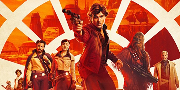 HAN SOLO,A STAR WARS STORY