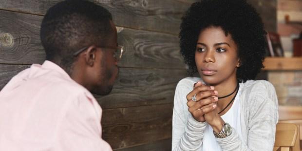 MAN,WOMAN,CONVERSATION