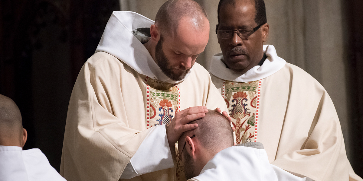 ORDINATION,BROTHERS,NEW YORK