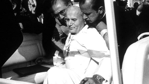 POPE JOHN PAUL II,ASSASINATION