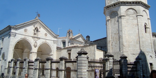 GARGANO,ST MICHAEL THE ARCHANGEL