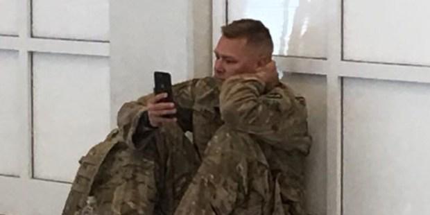 SOLDIER,FACETIME,BIRTH