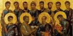 TWELVE,APOSTLES