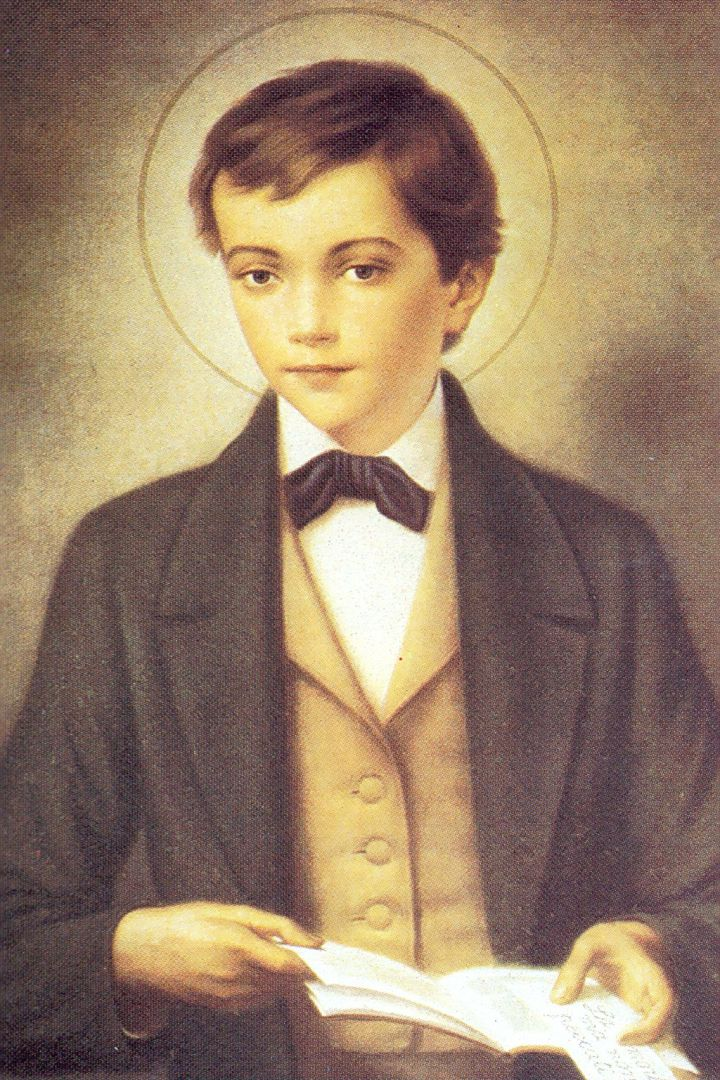 (Slideshow) 7 Meaningful Confirmation names inspired by young male saints