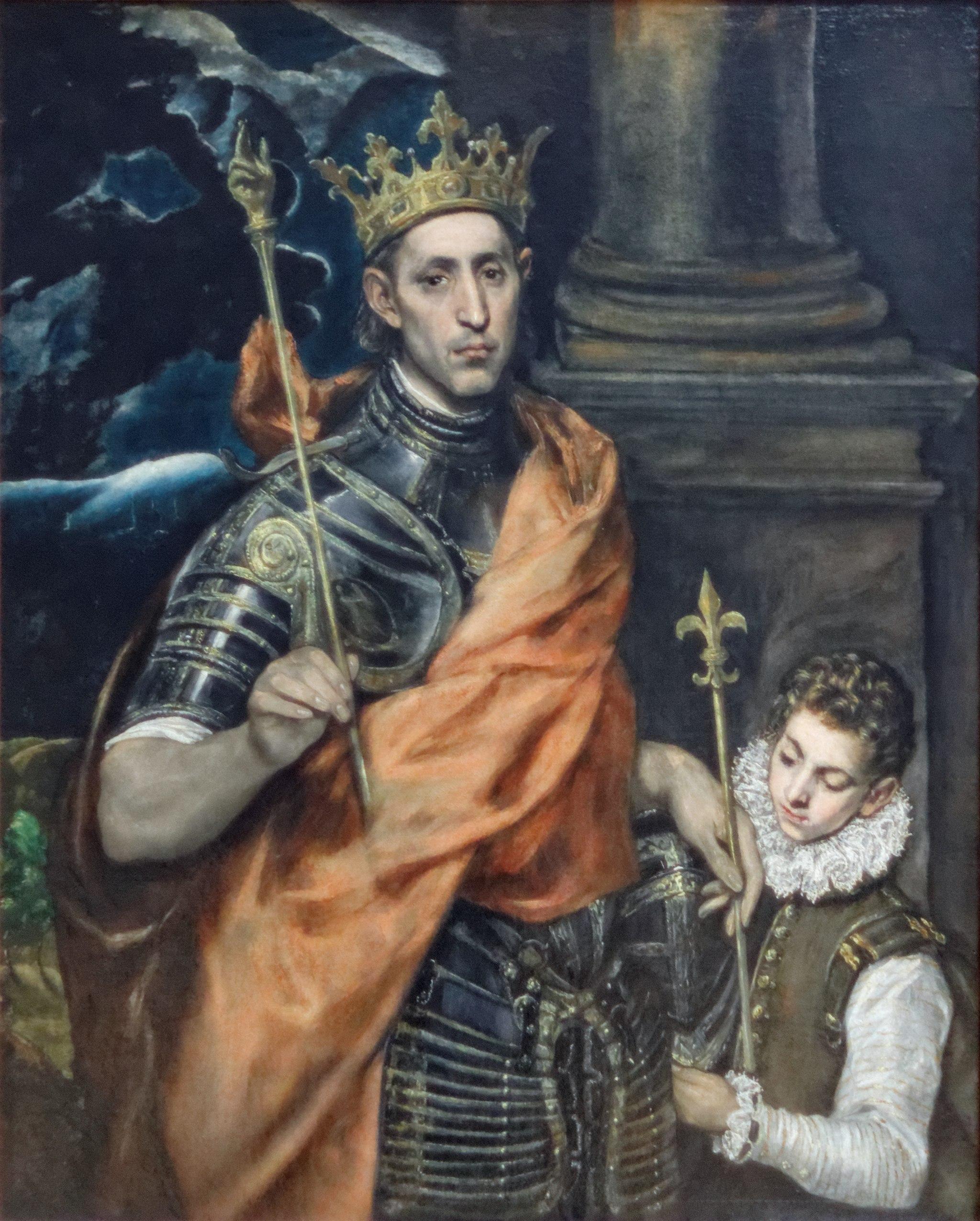 ST LOUIS IX