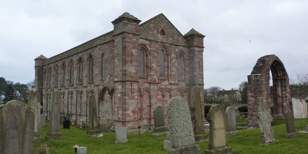COLDINGHAM PARISH CHURCH