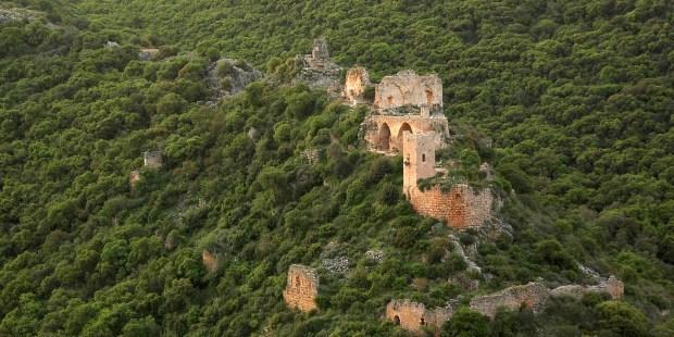 MONTFORT CASTLE; ISRAEL