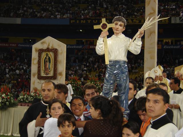 ST JOSE LUIS SANCHEZ DEL RIO