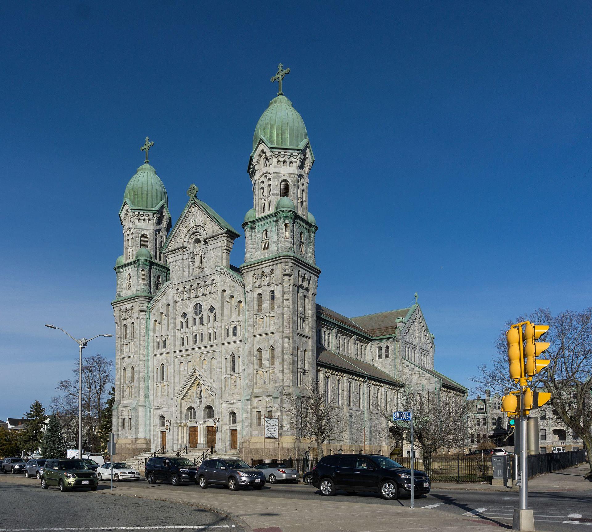 ST ANNE'S PARISH AND CHURCH
