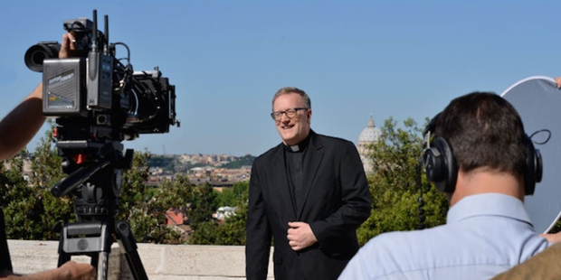 BISHOP ROBERT BARRON,WORD ON FIRE