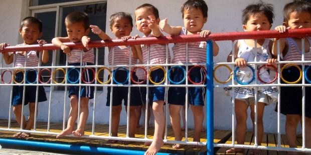 NORTH KOREAN CHILDREN