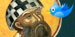 SAINT CYRIL,TWITTER BIRD