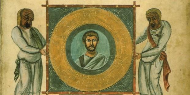 VATICAN LIBRARY MANUSCRIPT