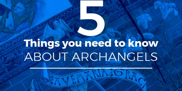 (Slideshow) 5 amazing facts about archangels