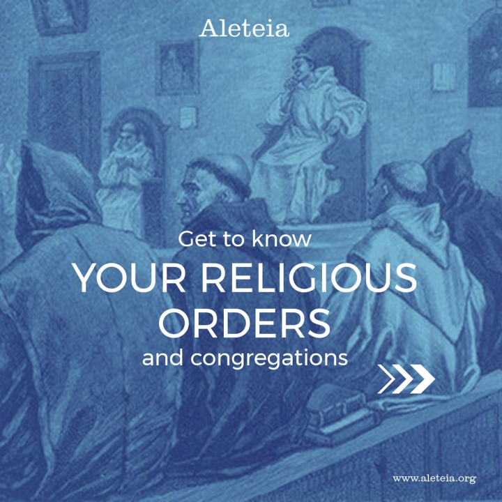 RELIGIOUS ORDERS GUIDE