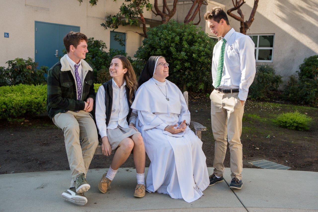 SR MARIA FRASSATI,STUDENTS