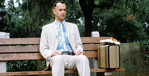 TOM HANKS FOREST GUMP