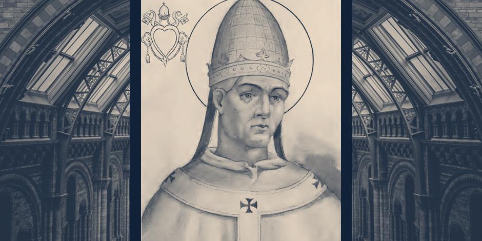 POPE SYMMACHUS