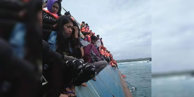 INDONESIA ACCIDENT BOAT