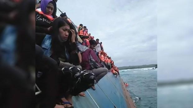 INDONESIA ACCIDENT BOAT
