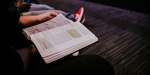 MAN,READING,SCRIPTURE