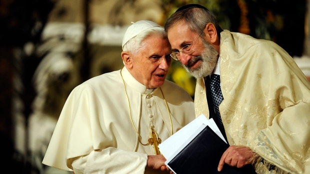POPE BENEDICT SYNAGOGUE