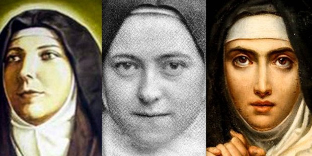 SAINTS,THERESE