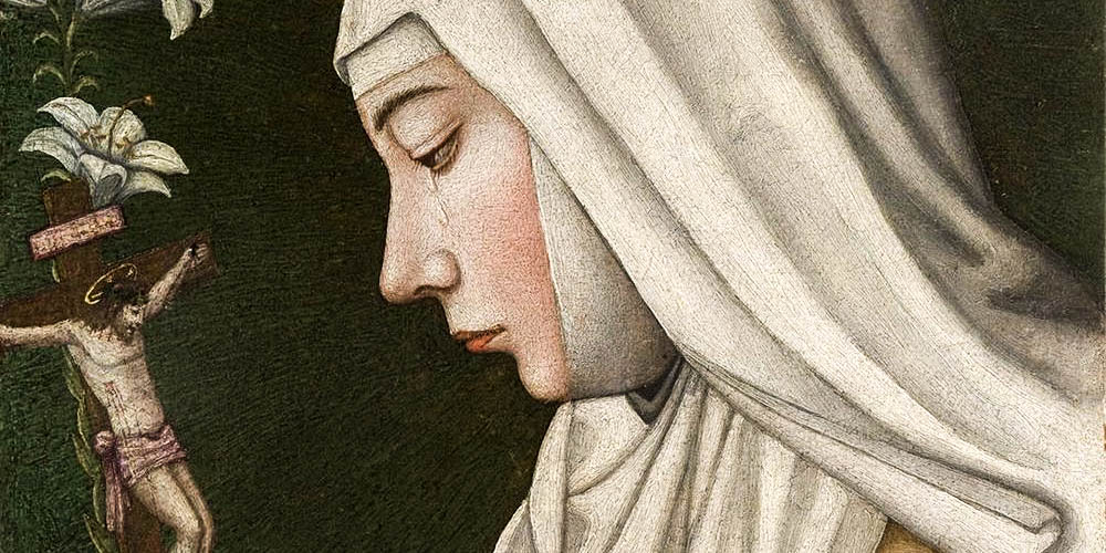 ST CATHERINE OF THE LILY
