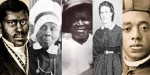 5 AFRICAN AMERICAN SAINTS