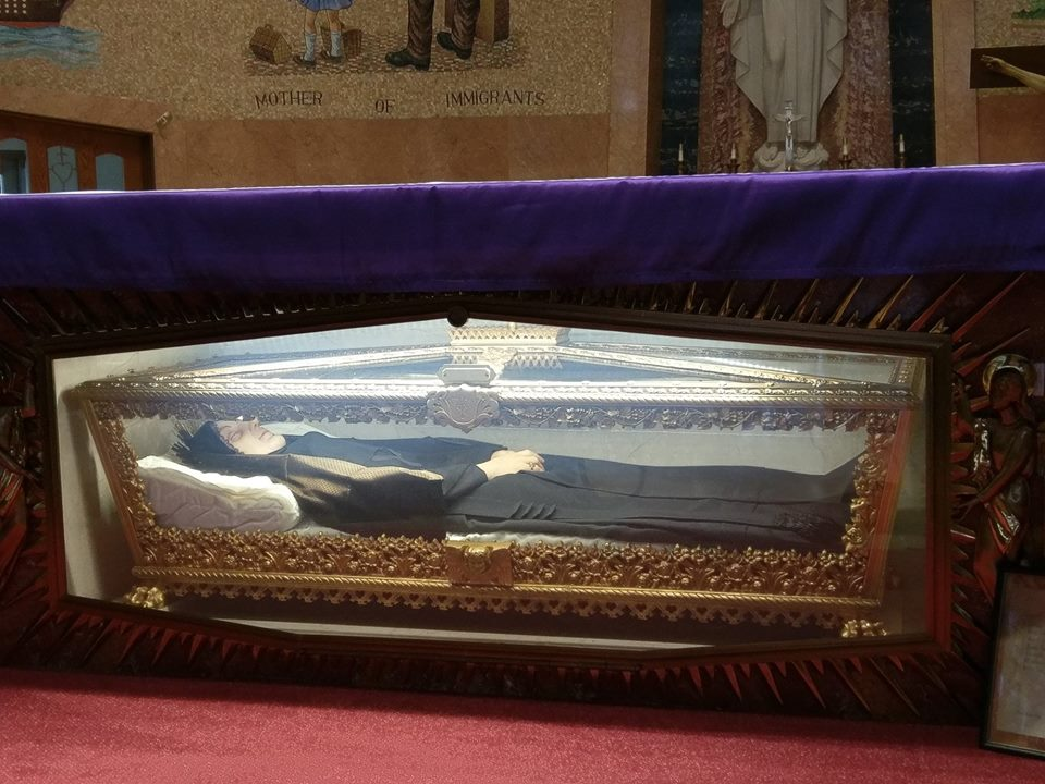 MOTHER FRANCES CABRINI,SHRINE